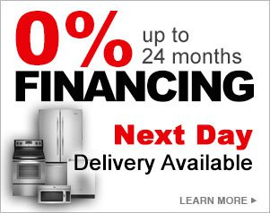 0% up to 24 Months Financing